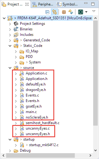 Added Application Files