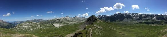View from Grossbodenkreuz