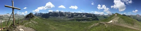 Views from the Grossbodenkreuz