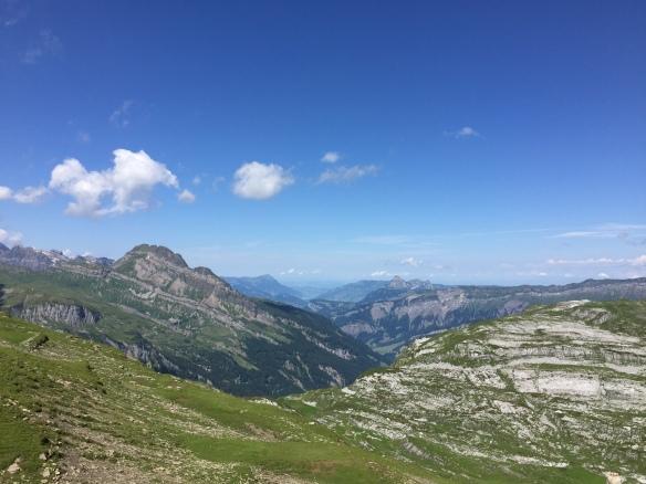 View to the Rigi from Grossbodenkreuz