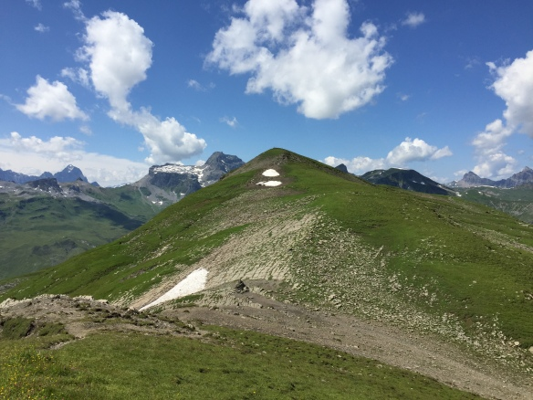 Grossbodenkreuz Pass
