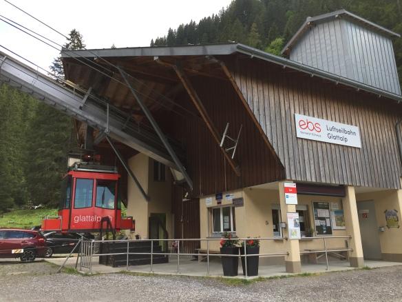 Glattalpbahn Talstation