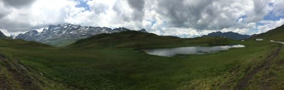 Lake at Vogelbüel