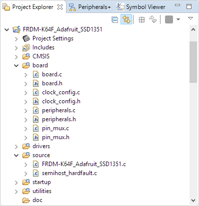 Porting Processor Expert Projects to MCUXpresso IDE - DZone IoT