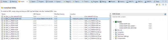 SDK EVKB-IMXRT1050 v2.4.0