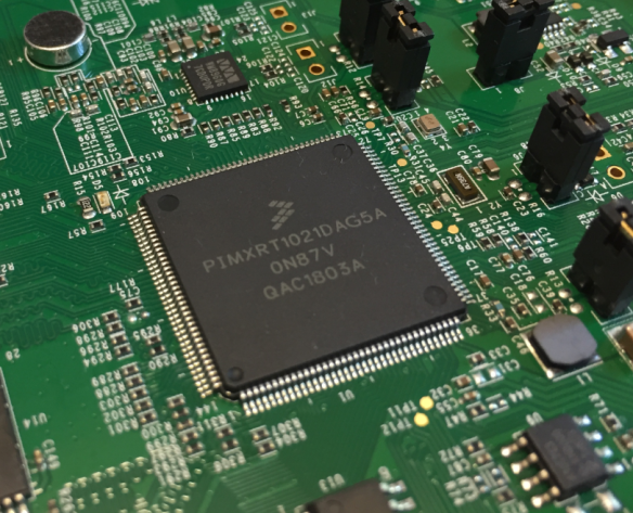 First Steps With the NXP i MX RT1020 EVK Board - DZone IoT