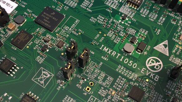 i.MX RT1050 EVKB Board