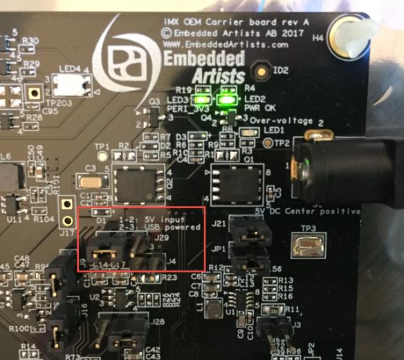 J29 5V Input Option