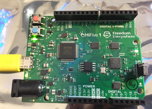 SiFive HiFive1 Board