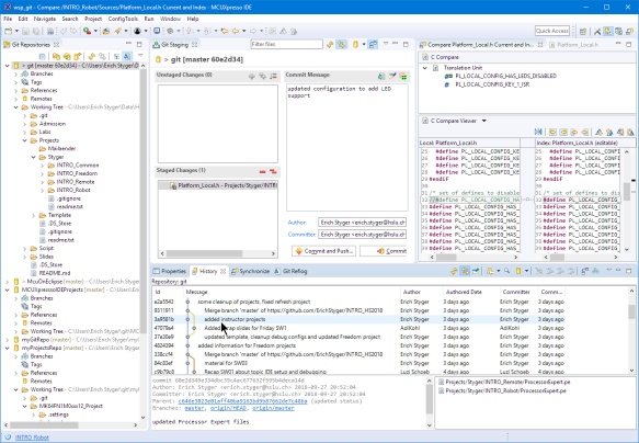 EGit with Eclipse