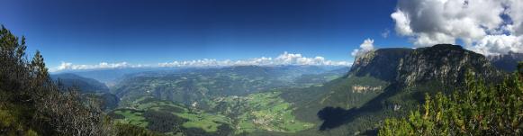 North View Panorama