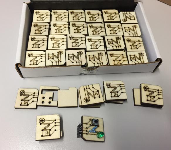 Lasercut Boards