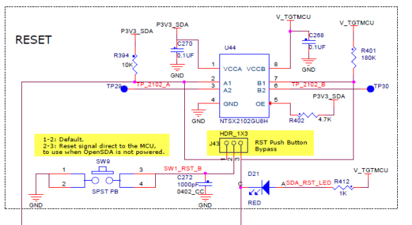 Reset Circuit