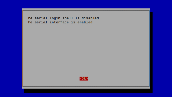 Login shell disabled and interface enabled