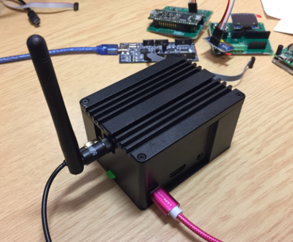 LoRaWAN TheThingsNetwork Gateway
