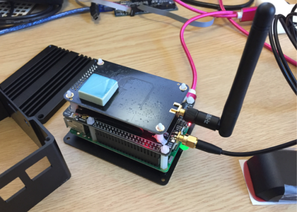 Contributing an IoT LoRaWAN Raspberry Pi RAK831 Gateway to