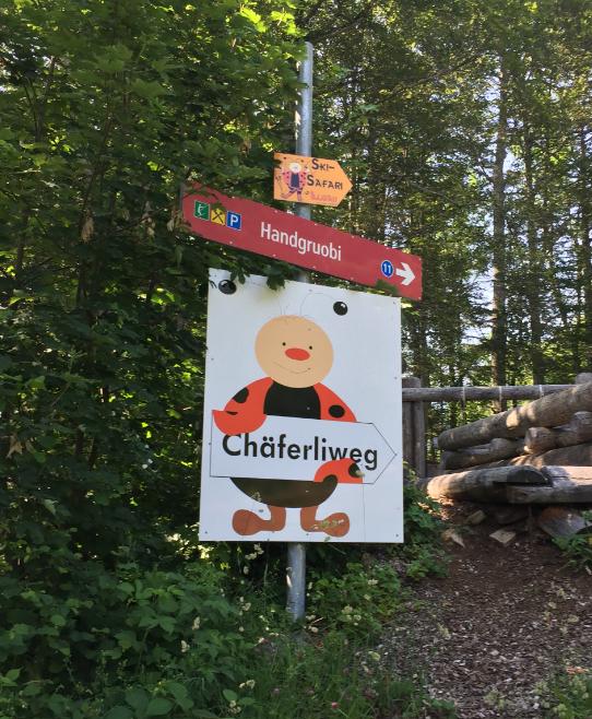 Chäferliweg