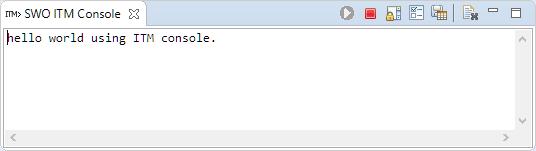 ITM Text Output
