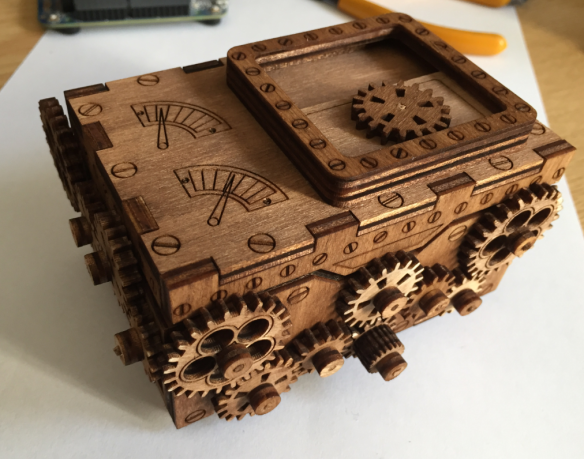 Steampunk Enclosure