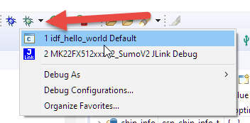 Debugging and using the Launch Configuration