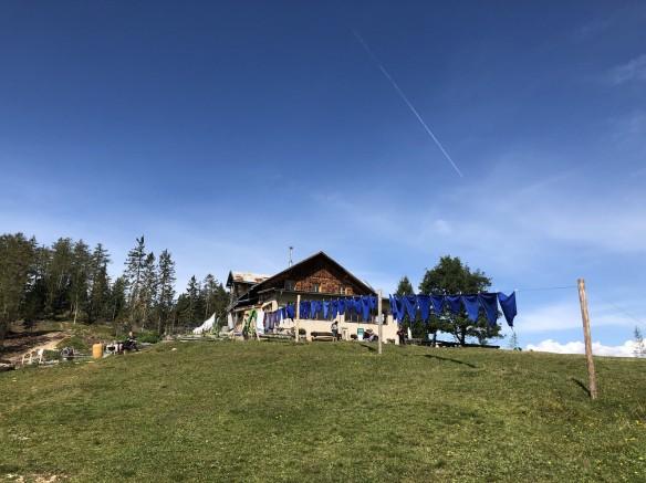 Tschafon Hütte