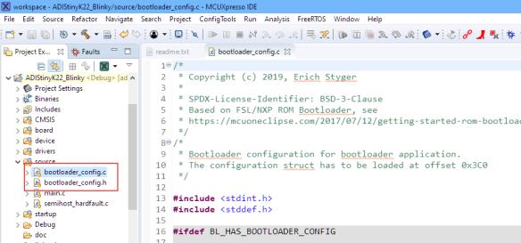 Bootloader Configuration