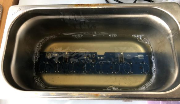 PCB in Ultrasonic Washing Machine