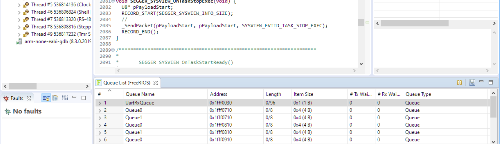 Eclipse Optimized Menus and Toolbars
