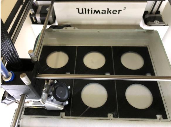 3D Printing canvas holder
