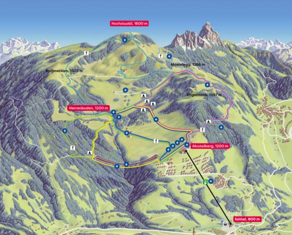 Engelstock Map