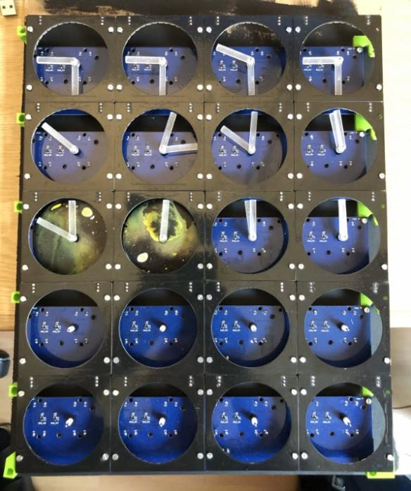 LED Boards Bottom Orientation