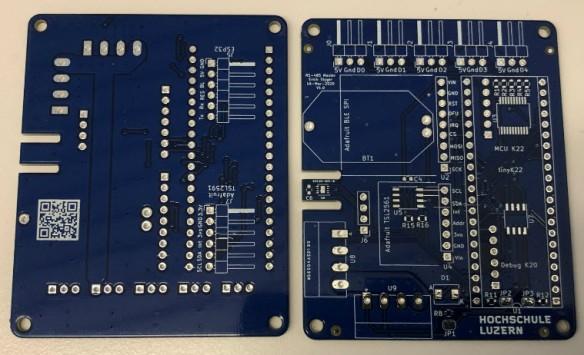 tinyK22 Master Board