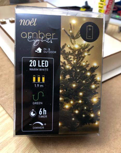 Mini Christmas Tree LED Lights