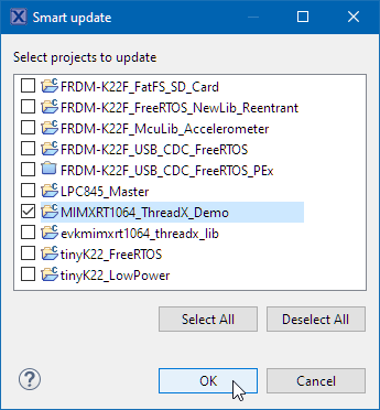Smart Update Project