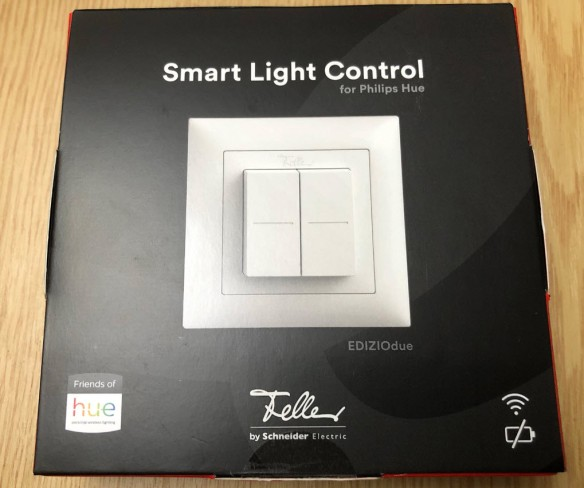 Feller Smart Light Control