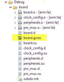 gcno file