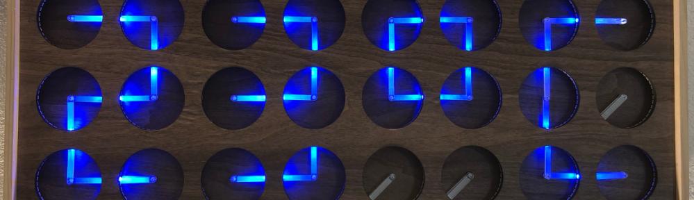 MetaClockClock Temperature Display
