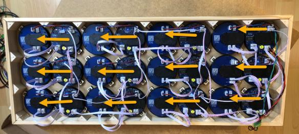 motor rgb wiring