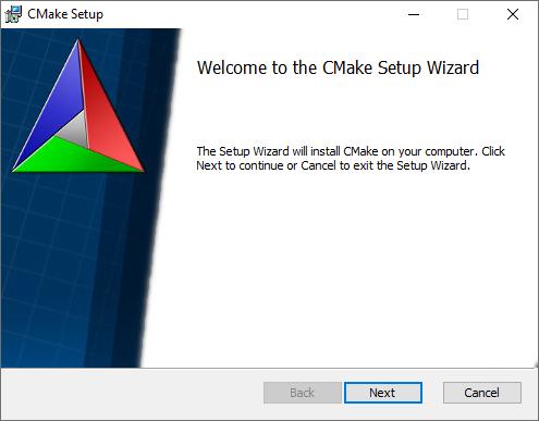 CMake Installer